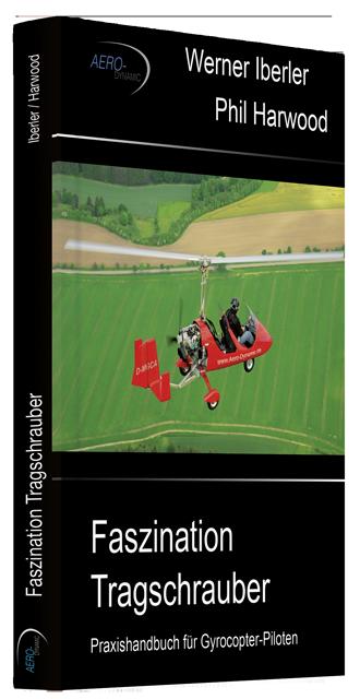 3D-Cover vom Buch ``Faszination Tragschrauber``